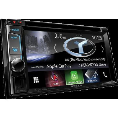 Kenwood DNX-5170SM Garmin Navigasyonlu Apple Car Play Multimedya Duble Oto Teyp