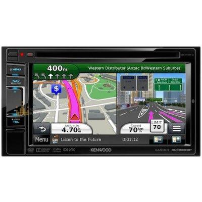 Kenwood DNX-5330 BTM Garmin Navigasyonlu Multimedya Duble Oto Teyp