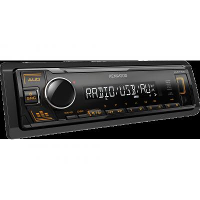 KENWOOD KMM-105 OTO TEYP USB AUX RADİO