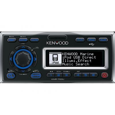 Kenwood KMR-700U Su Geçirmez Marin Teyp