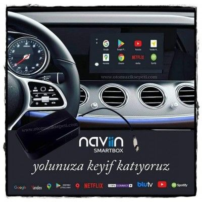 SUBARU NAVİİN SMARTBOX ( İNDİRİMLİ ÜRÜN )