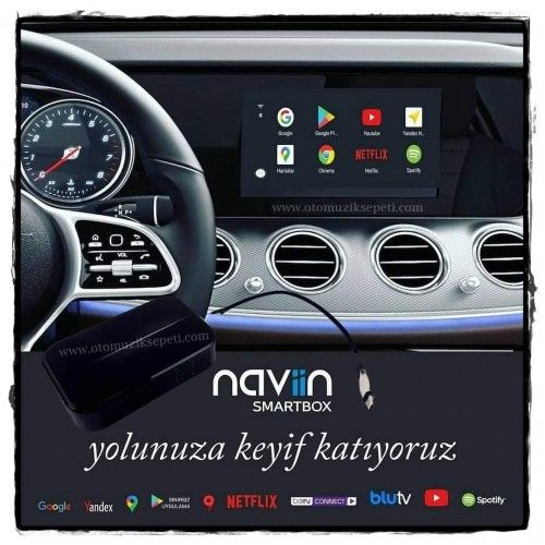 NAVİİN SMARTBOX ÜNİVERSAL ( İNDİRİMLİ ÜRÜN )