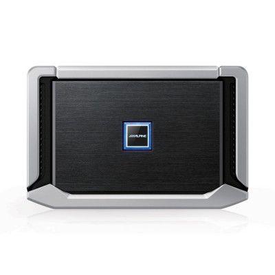 Alpine X-Serisi X-A90V 4 kanal + Mono Amplifikatör