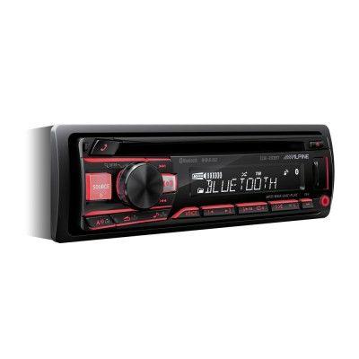 ALPİNE  CDE-203BT CD - USB MP3 BLUETOOTH OTO TEYP