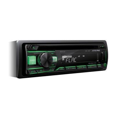 ALPİNE CDE-201R CD USB OTO TEYP
