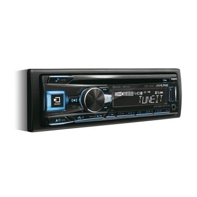 ALPİNE CDE-193BT CD - USB MP3 OTO TEYP