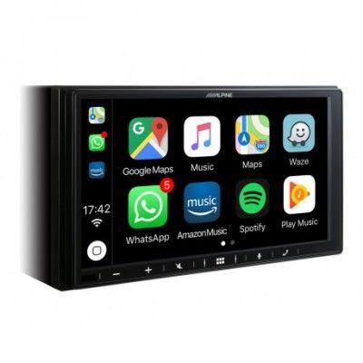 ALPİNE iLX-W650BT Apple CarPlay ve Android Auto Özellikli 7 inch Dijital Medya İstasyonu