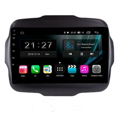 AR-LOX JEEP RENEGADE ANDROİD MULTİMEDYA