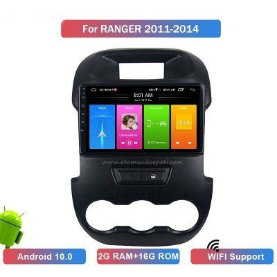 AR-LOX FORD RANGER 2011-2014 ANDROİD MULTİMEDYA