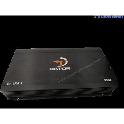 DATOR DTR 1500.1 Mono Amfi 1500 Rms