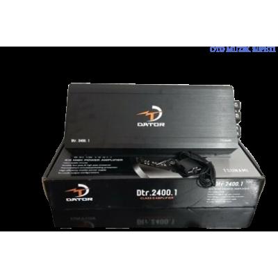 DATOR DTR 2400.1 MONO AMPLİFİKATÖR