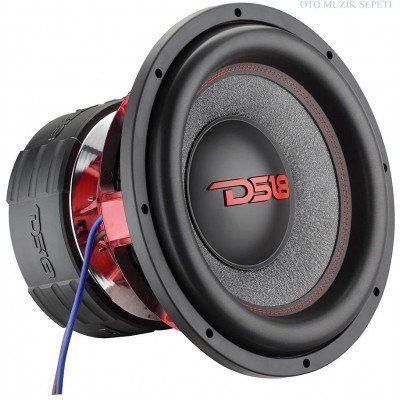 DS18 HOOLIGAN-15.4D Hooligan 38 cm SPL 6,000 Watt Max Dual Voice Coil 4 Ohm Subwoofer