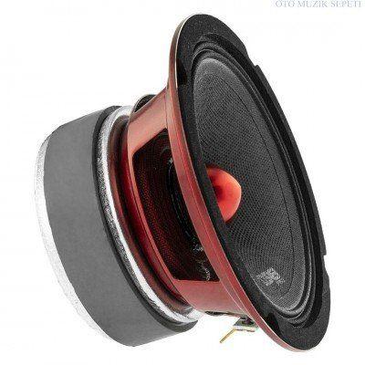 "DS18 PRO-X5.4BM 5.25"" Midrange Speaker 4-ohm, 300 Watt 150 Rms"