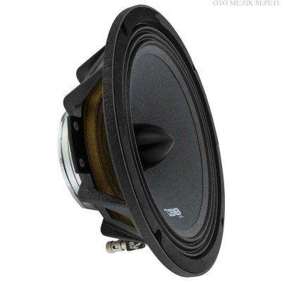 DS18 PRO-EXL84NB 500 Watt Maksimum Güç 4 Ohm Stereo 20 Cm Midrange