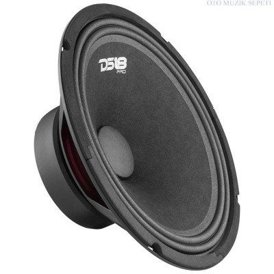 "PRO-GM 10"" Mid-Range Loudspeaker 660 Watts 220 Rms 8-Ohm"