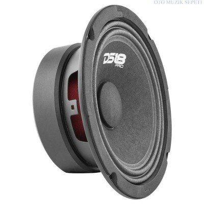 PRO-GM 16 Cm  Mid-Range Loudspeaker 480 Watts 8-Ohm
