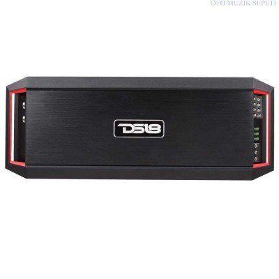 DS18 GEN-X Full-Range Class Ab 4-Channel Amplifier 2000 Watts
