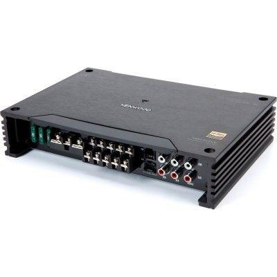 Kenwood Excelon X802-5  X Serisi 5 Kanallı Araç Amplifikatörü