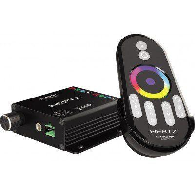 HM RGB 1 BK RF UZAKTAN KUMANDALI RGB KONTROL CİHAZI