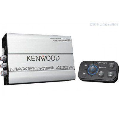 Kenwood KAC-M1824BT 400W MARİNE AMFİ