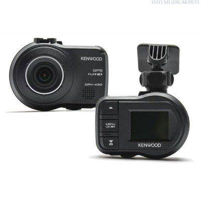 Kenwood DVR-430 Full HD 1920-1080P Sürüş kaydedici Seyir Kayıt Kamerası