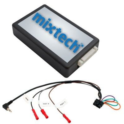 Mixtech DAC-1 Universal Direksiyon Kumanda Aparatı İnterface Pioneer Sony Kenwood JVC Alpine