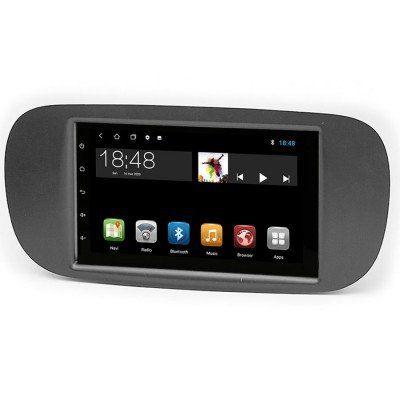 Fiat 500 X Android Navigasyon ve Multimedya Sistemi