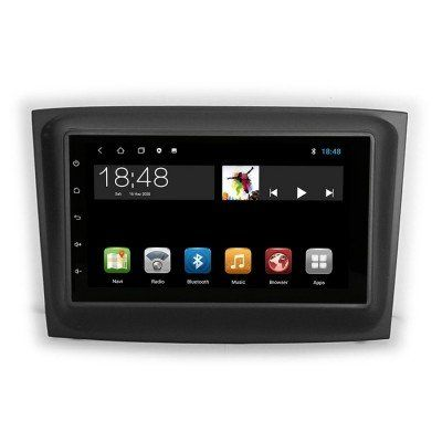 Fiat Yeni Doblo Android Navigasyon ve Multimedya Sistemi
