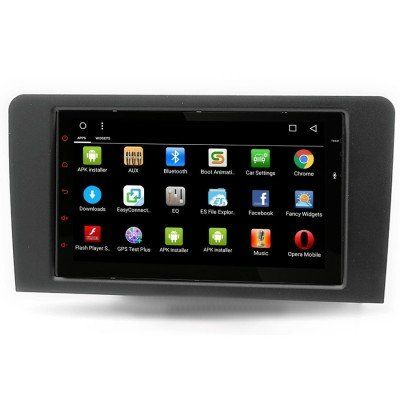 Audi A3 Android Navigasyon ve Multimedya Sistemi 1 Gb