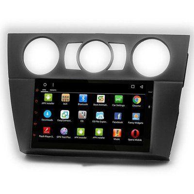 Bmw 3 Serisi E90 Android Navigasyon ve Multimedya Sistemi 1GB