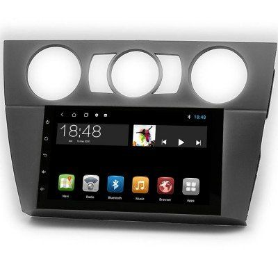 Bmw 3 Serisi E90 E91 E92 E93 Android Navigasyon ve Multimedya Sistemi