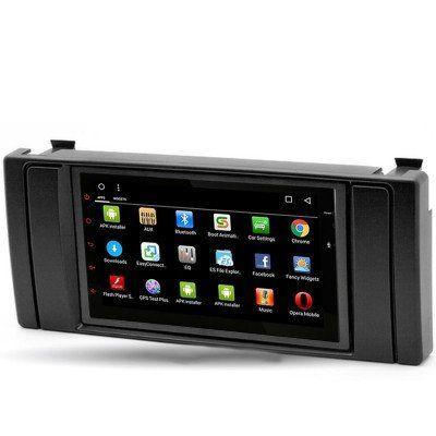 Bmw 5 Serisi E39 X5 E53 Android Navigasyon ve Multimedya Sistemi