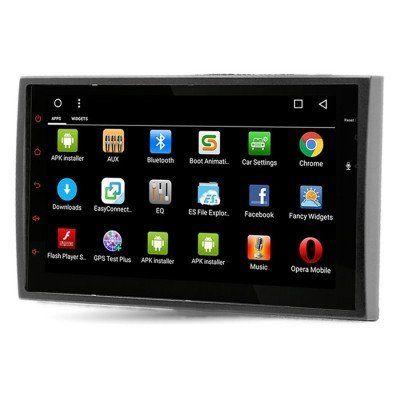 Chery Tiggo Android Navigasyon ve Multimedya Sistemi 1 Gb