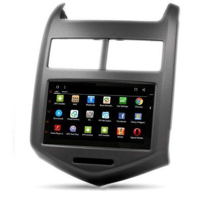 Chevrolet Aveo Android Navigasyon ve Multimedya Sistemi