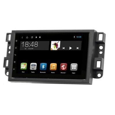 Chevrolet Aveo Epica Captiva Android Navigasyon ve Multimedya Sistemi