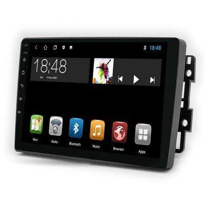 Chevrolet Hummer GMC 10.1 inç Android Navigasyon ve Multimedya Sistemi
