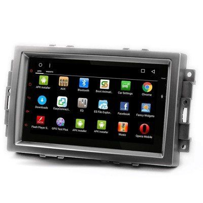 Chrysler 300C Jeep Grand Cherokee Android Navigasyon ve Multimedya Sistemi 1 Gb