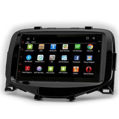 CITROEN C1 Android Navigasyon ve Multimedya Sistemi 1 Gb