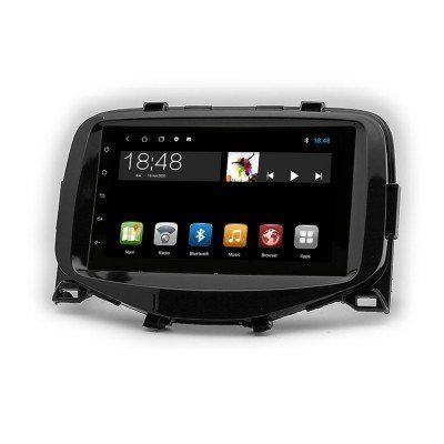 CITROEN C1 Android Navigasyon ve Multimedya Sistemi