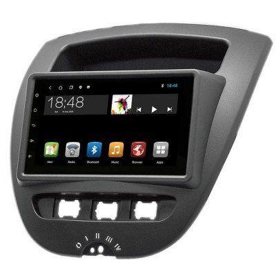 Citroen C1 Peugeot 107 Android Navigasyon ve Multimedya Sistemi 7 İnc Ekran