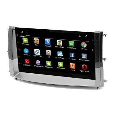 Daihatsu Terios Android Navigasyon ve Multimedya Sistemi 1 Gb