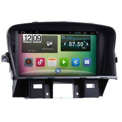 Chevrolet Cruze Android Navigasyon ve Multimedya Sistemi 7 inç Double Teyp