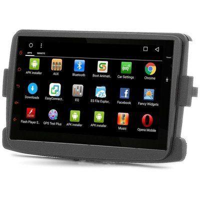 Sandero Duster Symbol-3 Android Navigasyon ve Multimedya Sistemi