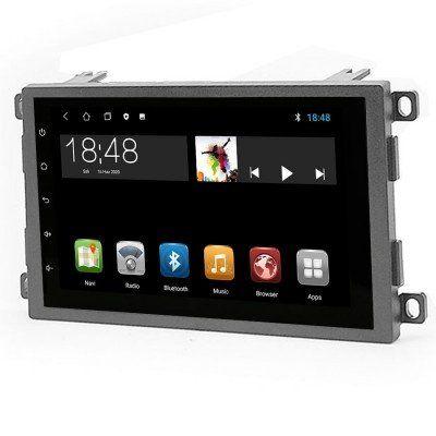 Suzuki Chevrolet Hummer Android Navigasyon ve Multimedya Sistemi