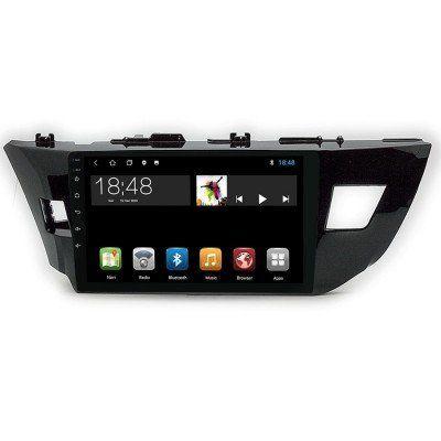 Toyota Corolla 10.1 inç Android Navigasyon ve Multimedya Sistemi