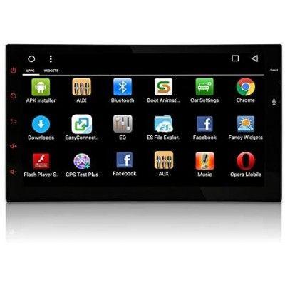 Mixtech Android Navigasyon ve Multimedya Sistemi 7 inç Double Teyp