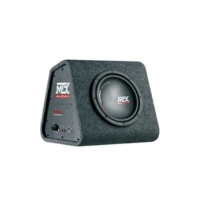 MTX AUDIO RTP8 20 CM AKTİF SUBWOOFER 120 WATT RMS