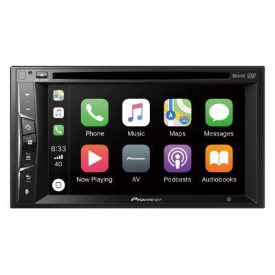 Pioneer AVH-Z2250BT Apple CarPlay Android Auto Double Teyp