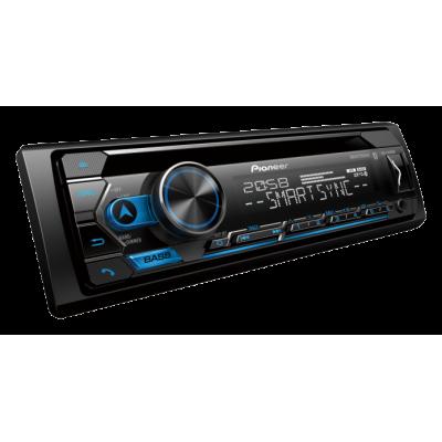 Pioneer DEH-S4250BT Oto Teyp Çift Bluetooth USB AUX