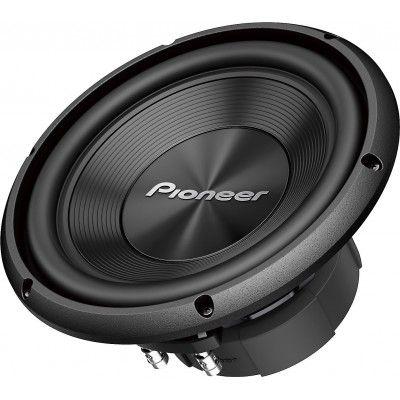"""Pioneer TS-A250S4 10 """"1300W Tek Ses Bobini 4 Ohm Subwoofer"""